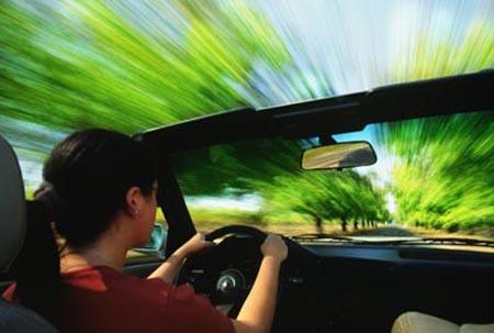 Типичные ошибки водителя