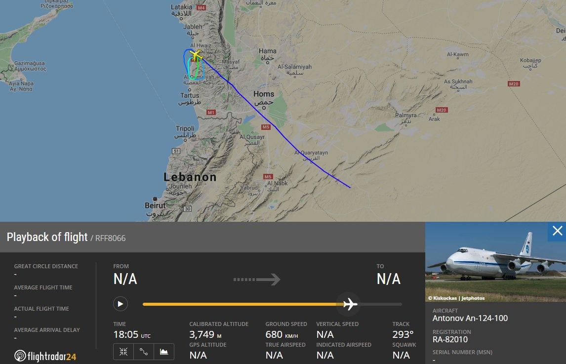 Переброска С-300 в Сирию