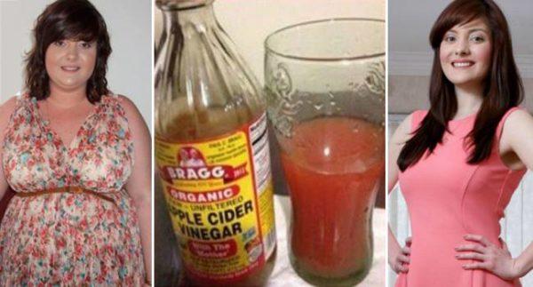Потеря веса с этим сумасшедшим напитком для похудения
