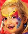 Грим для детей по случаю праздников.