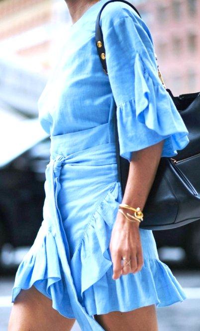Актуальные тенденции — как модно носить лён летом 2017