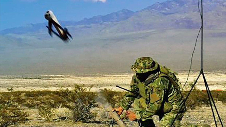 Беспилотник США провел многочасовую разведку над Крымом и Донбассом