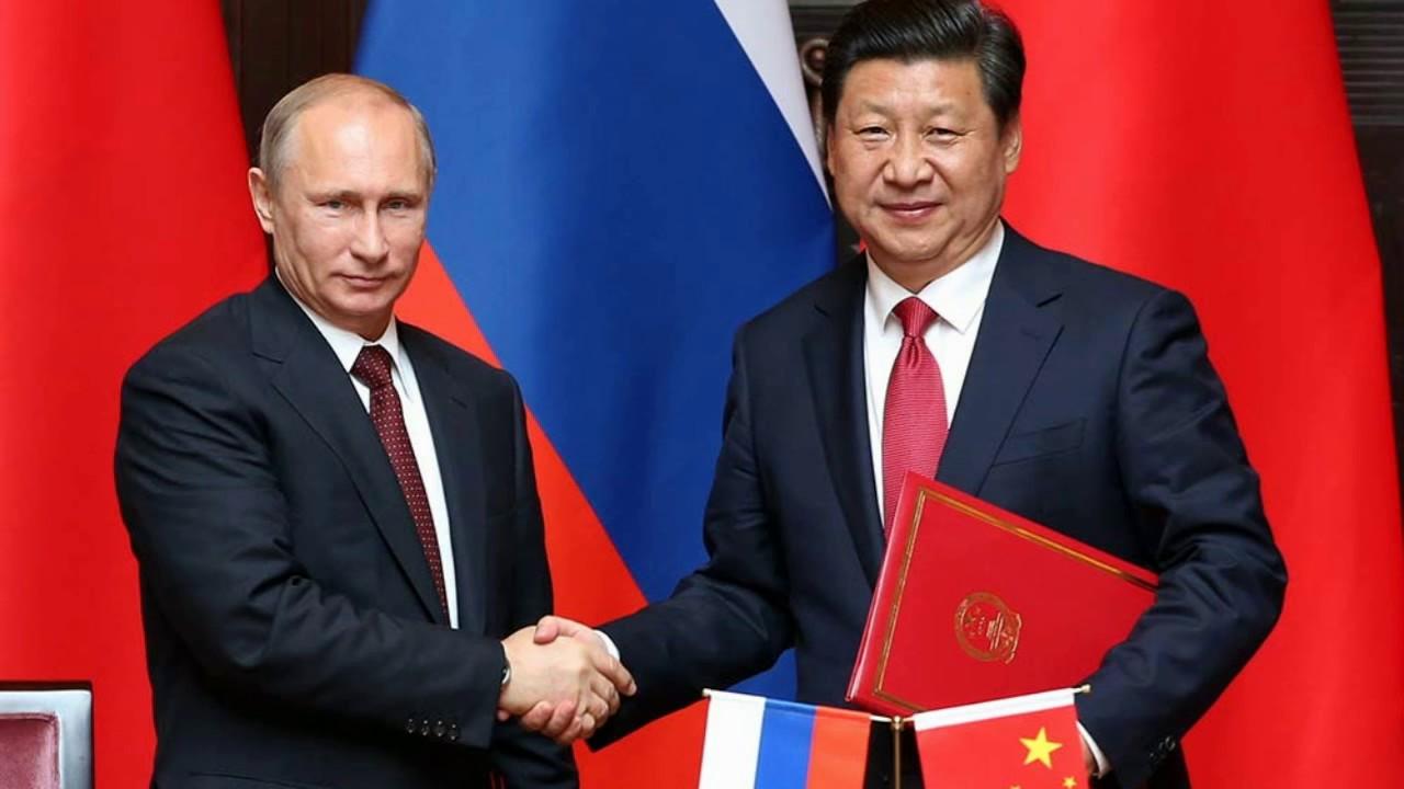 Западные СМИ: Россия и Китай…