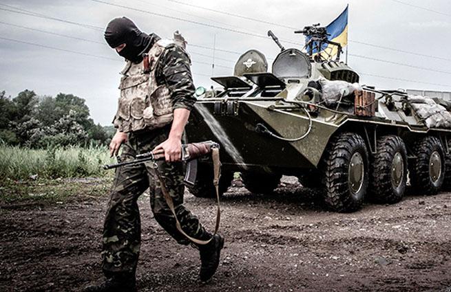 Сводка от «Востока» за 17 сентября: «Голодные солдаты ВСУ продают автоматы по $35»