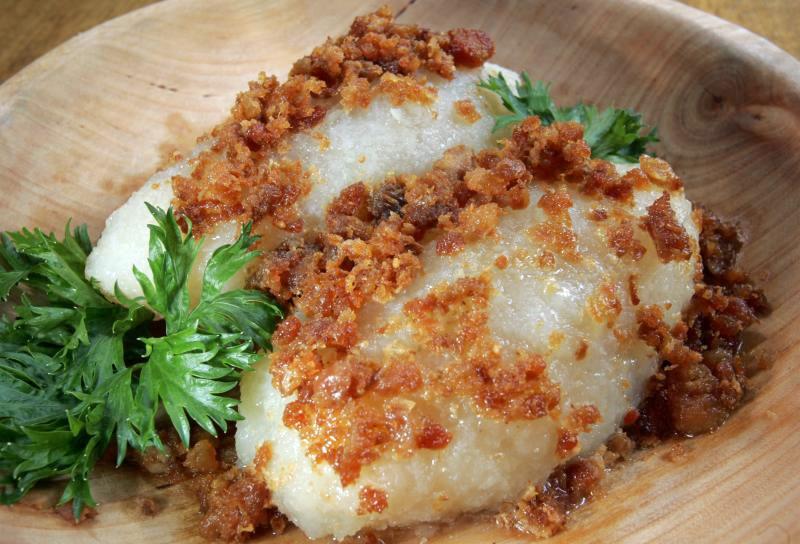 Как приготовить соус из картофеля и мяса