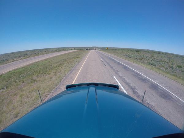 Дорога штат Техас - штат Вашингтон