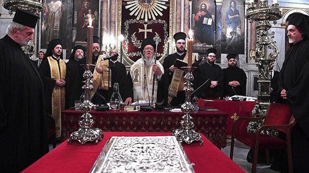 Великий раскол православия: …