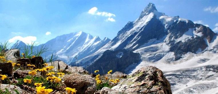Как появляются горы?
