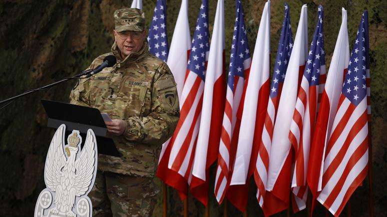 Бен Ходжес: Россия показала, что может перемещать войска и быстро, и далеко