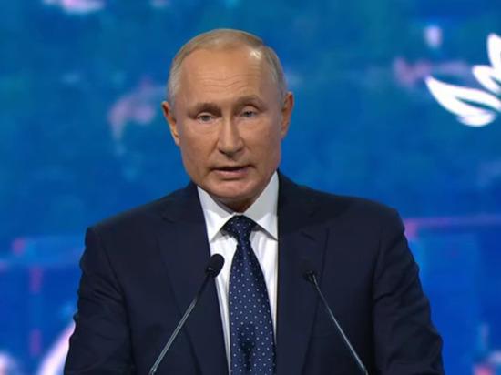 Какие ваши годы: Путин проко…