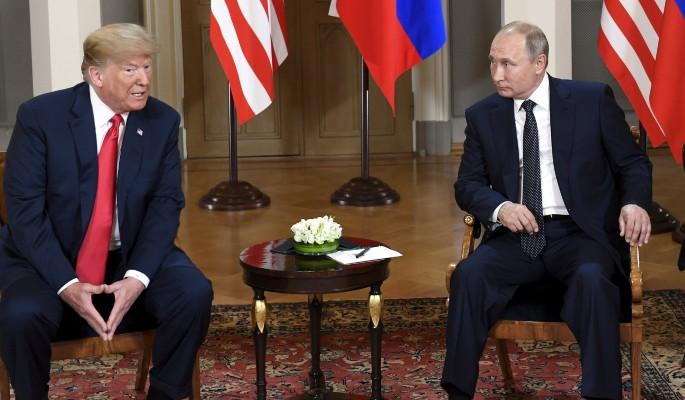 Трамп устроил Путину провокацию перед саммитом