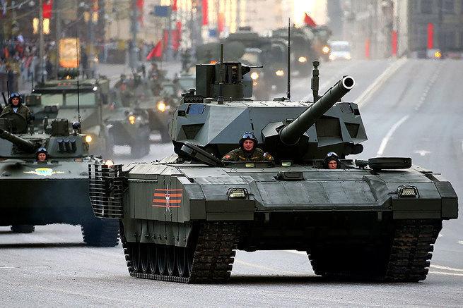 "Новейшие американские танки и ""Армата"""