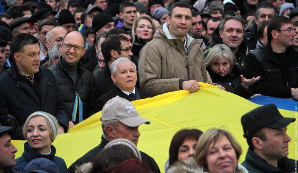 Polska Niepodległa: новый майдан на Украине обернётся кровавой бойней
