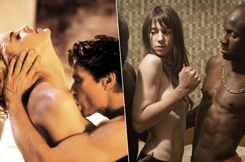Носочки на член, накладки на влагалище: как снимаются интимные сцены в кино