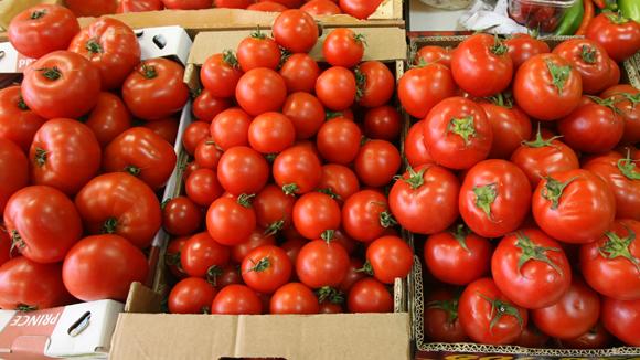 Россия не собирается открывать свой рынок для турецких помидоров
