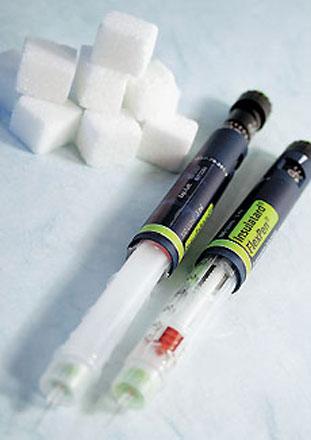 Сахарный диабет. Народные средства лечения сахарного диабета