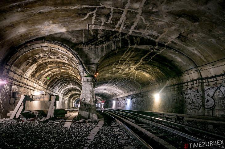 7 станций— призраков Парижского метро