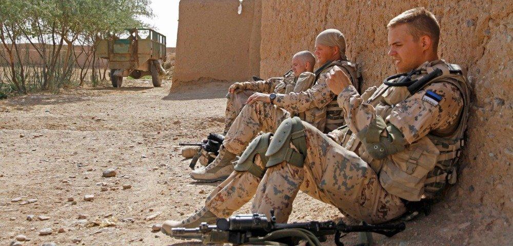 Мнение: не пора ли Эстонии вывести своих военных из Афганистана?