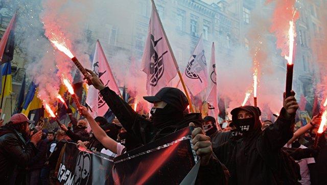 «Без погромов и разбоя ни один митинг не проводить», — гласит методичка киевских радикалов