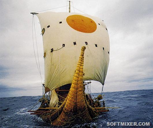 Самые безрассудные морские путешествия