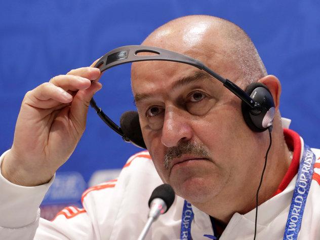 Объявлен состав сборной России на матч с Хорватией