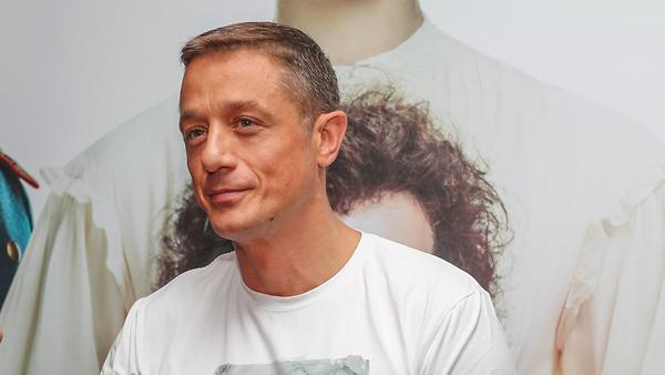 Алексей Макаров вышел в свет с восьмилетней дочерью