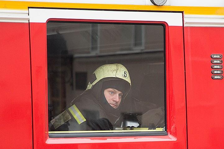 Пожар на складе в Лефортово произошел из-за нарушения техники безопасности