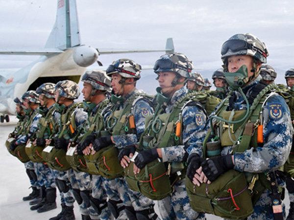 Китай присоединяется к военн…