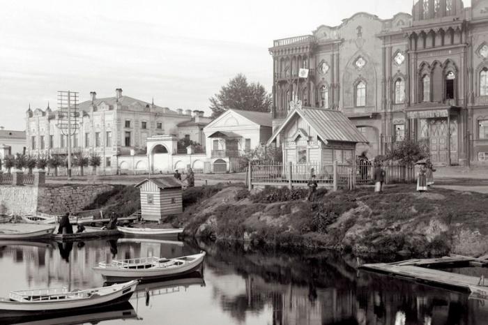 История российской золотой лихорадки