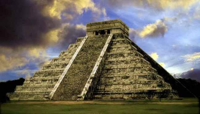 Такие разные пирамиды