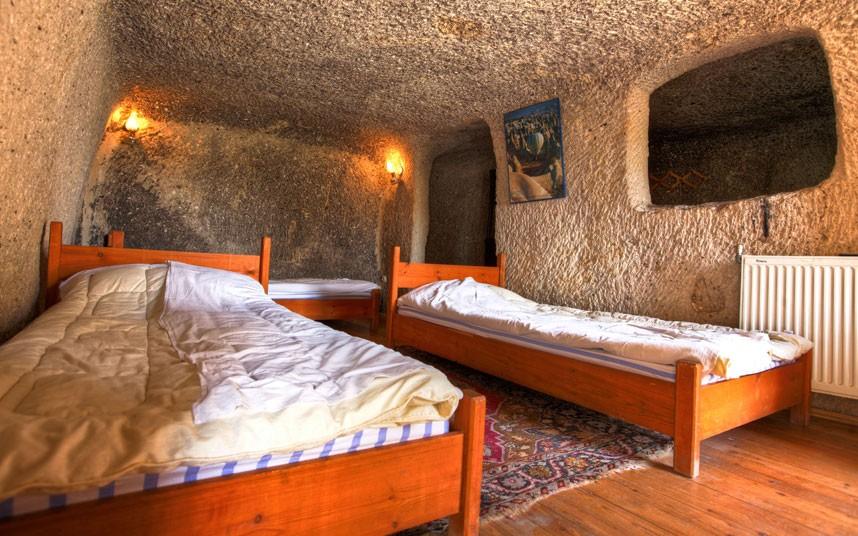 Hotel rooms with unusual views 16 Необычные виды из окон гостиничных номеров