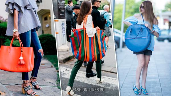 14 летних объемных сумок, от которых вы точно будете в восторге