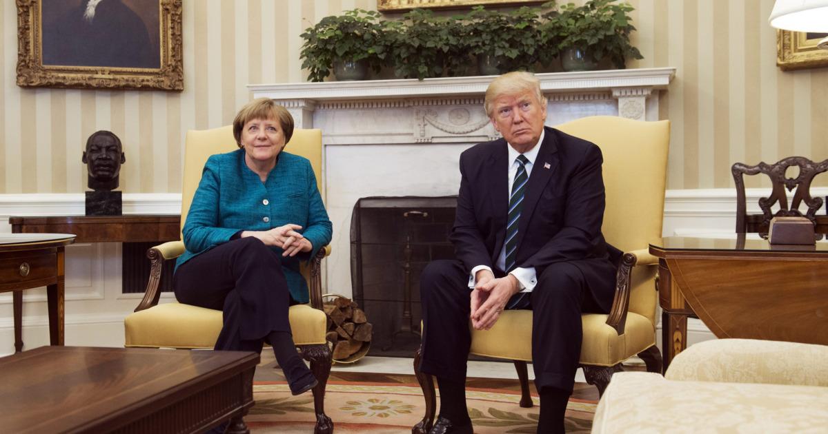 «Держат за идиотов»: в Берлине раскритиковали реакцию Трампа и Меркель на речь Путина
