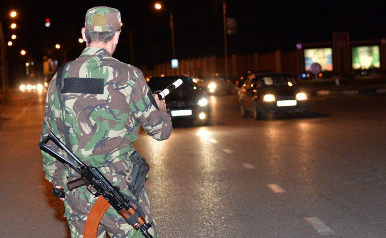 В Чечне застрелили начальника отдела полиции