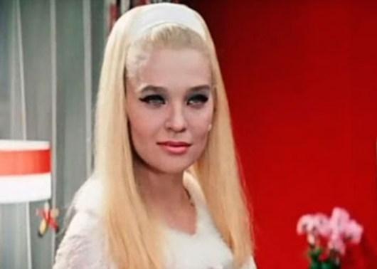 Самые красивые и любимые блондинки советского кино