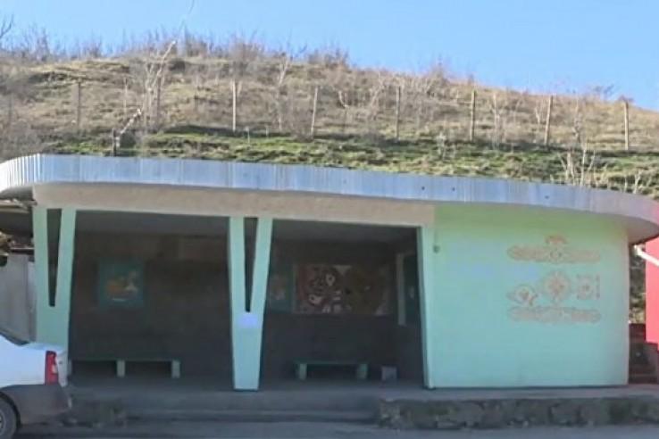 В крымском селе Приветное по…