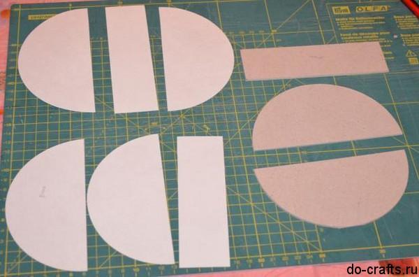 Как сделать подставку для салфеток из картона своими руками 48