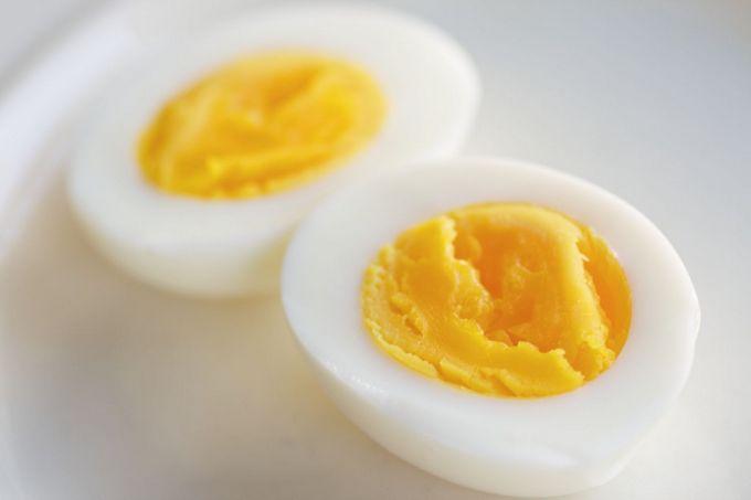 Как варить яйца. Вареные яйца