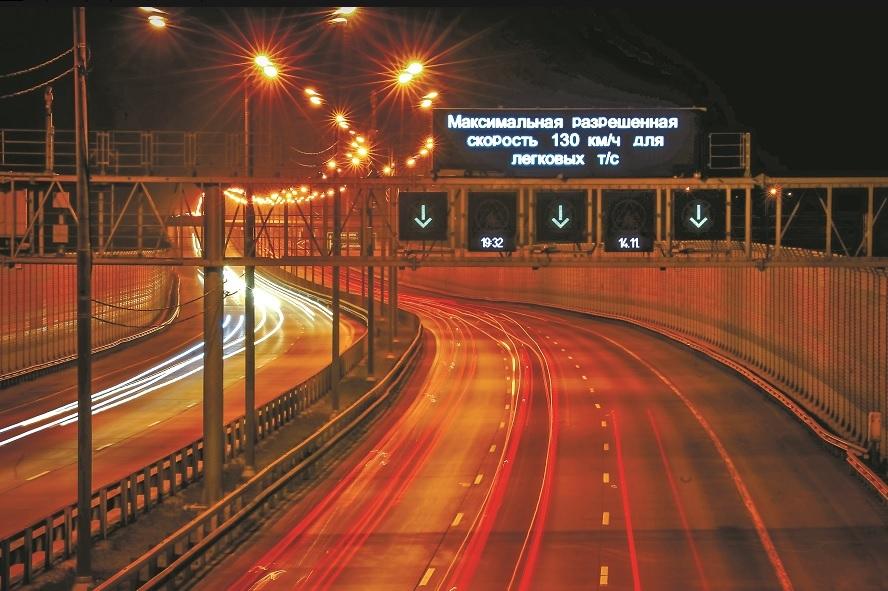 В России решили, что 130 км/ч безопаснее, чем 110 км/ч
