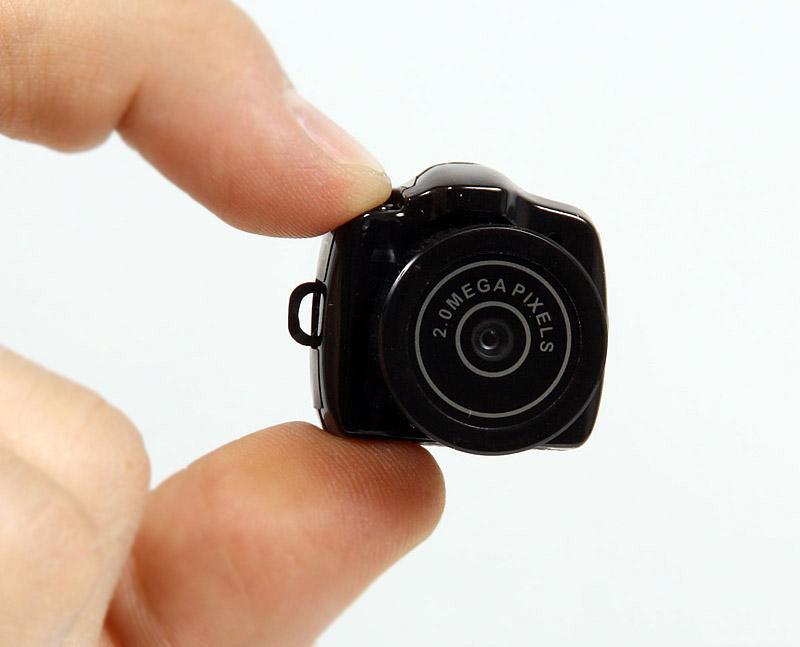 2133 MAME CAM — самая маленькая камера в мире