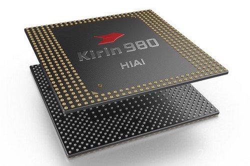 Huawei представила революционный 7-нм процессор Kirin 980 (4 фото)
