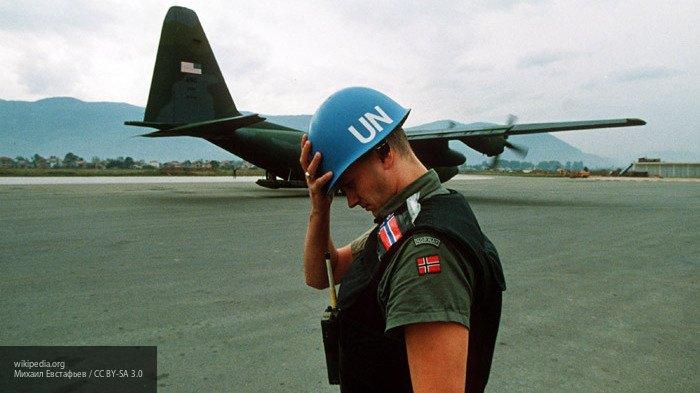 «Голубые каски»: миротворцами в Донбассе могут стать казахи или белорусы