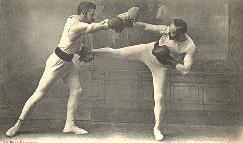 Сават: безумный кабацкий бокс ногами