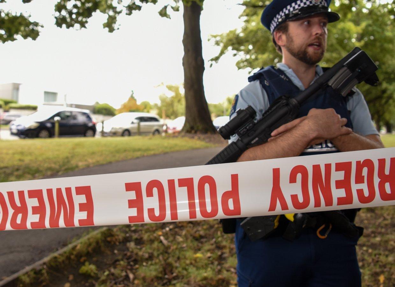 В Новой Зеландии введен запр…
