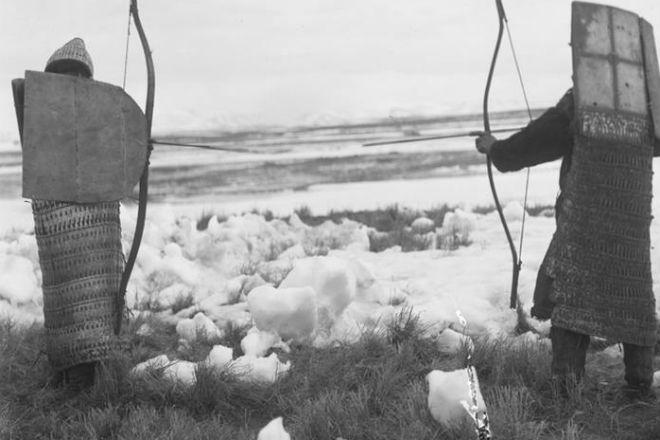 Чукчи: воины древнего Севера