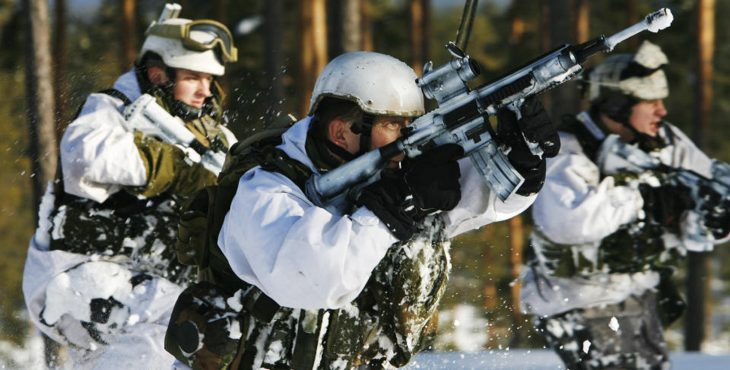 Армия США готовится к глобальной наземной войне.