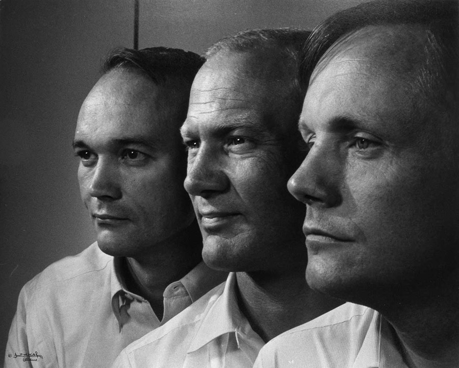 Apollo 11 by Yousuf Karsh