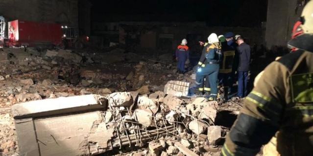 Жертв взрыва на заводе в Гат…