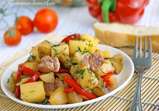 Ужин «Ассорти». Очень вкусное блюдо, которое захочешь приготовить снова!