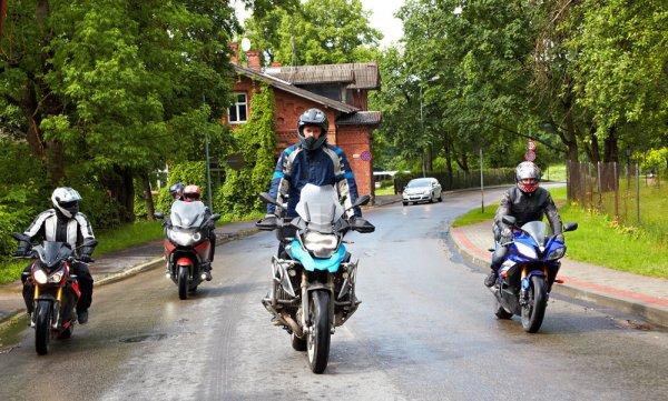 В Ригу за байками — путешествие с «BMW Motorrad Россия» - Фото 14